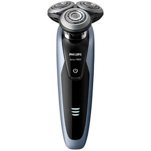 Philips Face Shavers 9000系列干湿干式电动剃须刀与 smartclean plus s921126