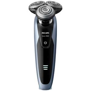 Philips Face Shavers Series 9000 Wet & Dry Electric Shaver with Precision Trimmer S9211/12