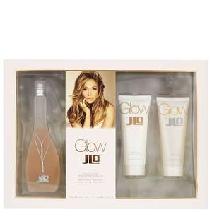 Jennifer Lopez Glow Eau de Toilette Spray 100ml Gift Set