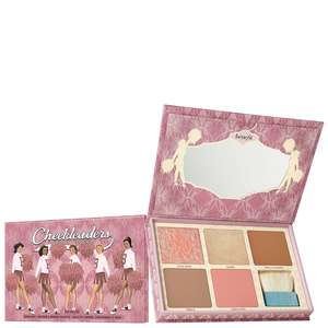 benefit Makeup Kits Cheekleaders Bronze Squad (Worth £130.00)