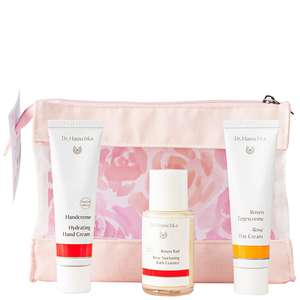 Dr. Hauschka Gifts & Accessories  Nurturing Rose Skin Care Kit (Worth £41.00)