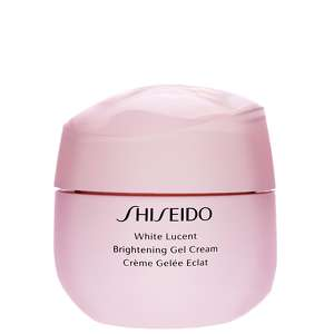 Shiseido Day And Night Creams White Lucent: Brightening Gel Cream 50ml