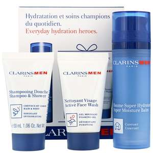 Clarins Men Hydra Set