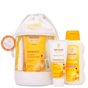 Weleda Mother & Child Baby Wash Bag