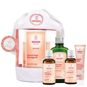 Weleda Mother & Child Mum To Be Wash Bag