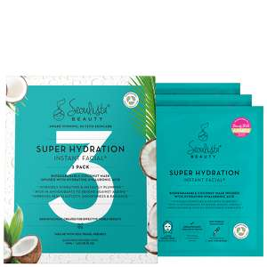 Seoulista Beauty Gifts & Sets 3 Pack Super Hydration Instant Facial
