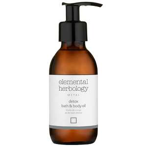 Elemental Herbology Five Element Bath & Body Oils  Metal Detox 145ml