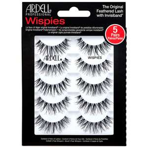 Ardell Multipack Wispies Pack Of 5 pairs