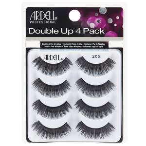 Ardell Multipack Double Up 205 Pack of 4 Pairs