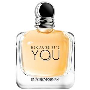Armani Because It's You Eau de Parfum Spray 150ml