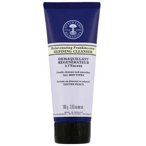 Neal's Yard Remedies Facial Cleansers & Washes Rejuvenating Frankincense Refining Cleanser 100g