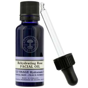 Neal's Yard Remedies Facial Oils & Serums Rehydrating Rose Facial Oil 30ml