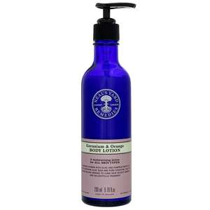 Neal's Yard Remedies Body Moisturisers Geranium & Orange Body Lotion 200ml