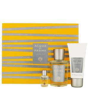 Acqua Di Parma Colonia Pura Eau de Cologne Natural Spray 100ml Gift Set