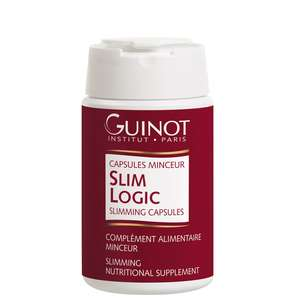 Guinot Slimming Body Care Capsules Minceur Slim Logic Slimming Capsules x 60