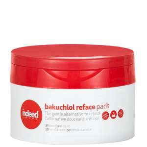 indeed laboratories Daily Care Bakuchiol Reface Pads
