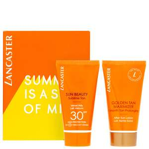 Lancaster Sun Beauty Tan Maximizer 50ml Gift Set