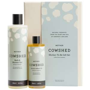 Cowshed Gifts & Collections Mother To Be Set