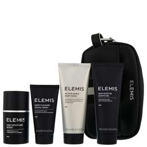 Elemis Gifts & Sets Grooming on the Go (Worth £71.50)