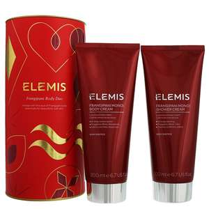 Elemis Christmas 2019 Frangipani Body Duo (Worth £56.00)