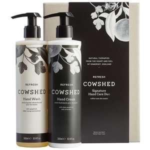 Cowshed Gifts & Collections Signature Hand Care Duo