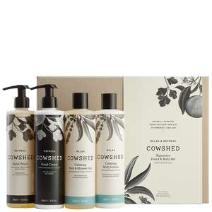 Cowshed Gifts & Collections Signature Hand & Body Set