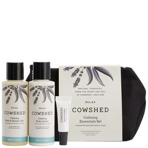 Cowshed Gifts & Collections Relax Calming Essentials Set