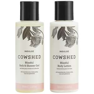 Cowshed Gifts & Collections Indulge Blissful Treats