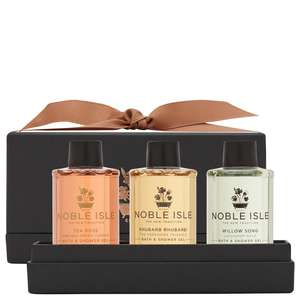 Noble Isle Gift Sets Fresh & Clean Bath & Shower Gel Set