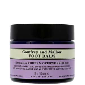 Neal's Yard Remedies Foot Care Comfrey & Mallow Foot Balm 50g