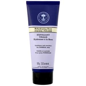 Neal's Yard Remedies Facial Scrubs & Polishes Rehydrating Rose Facial Polish 100g
