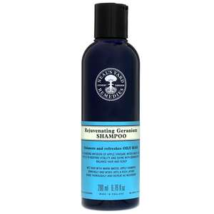 Neal's Yard Remedies Shampoos Rejuvenating Geranium Shampoo 200ml