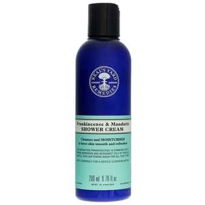 Neal's Yard Remedies Shower Gels & Soaps Frankincense & Mandarin Shower Cream 200ml