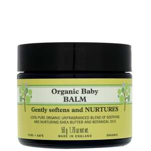 Neal's Yard Remedies Caring For Baby Organic Baby Balm 50g