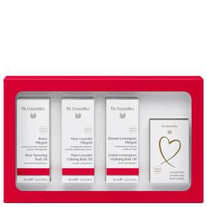 Dr. Hauschka Gifts & Accessories  Softening Body Care Set