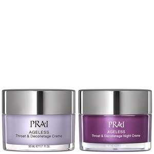 Prai Ageless Throat & Decolletage Day & Night Duo