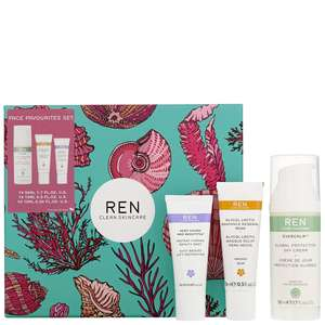 REN Clean Skincare Gifts Face Favourites Gift Set