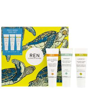 REN Clean Skincare Gifts Multi Mask Trio Gift Set
