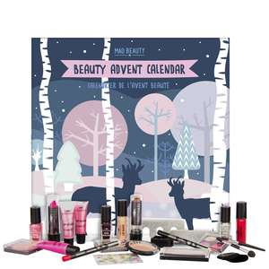 Mad Beauty Christmas 2019 Oh Deer 24 Day Beauty Advent Calendar