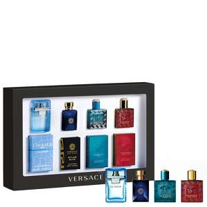 Versace Man  Mini Gift Set 4 x 5ml Fragrances