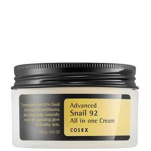 Cosrx Moisturizer Advanced Snail 92 All in One Cream 100g
