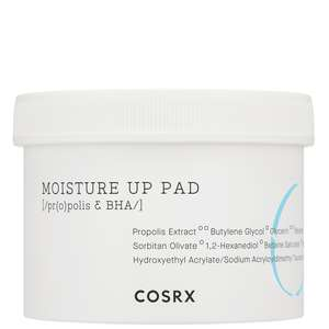 Cosrx Toner One Step Moisture Up Pad x 70