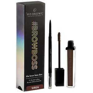 HD Brows Brows The Brow Boss Duo - 005 Siren