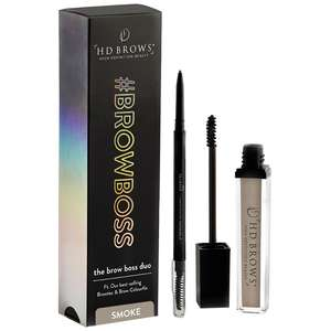 HD Brows Brows The Brow Boss Duo - 004 Smoke