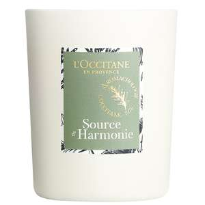 L'Occitane Home Source D'Harmonie Harmony Candle 140g