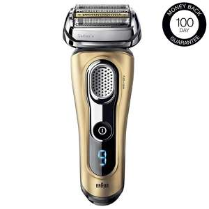 Braun Series Shavers Series 9 9299s Electric Shaver Gold