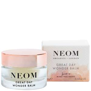 Neom Organics London Scent To Make You Happy Great Day Wonder Balm 12g