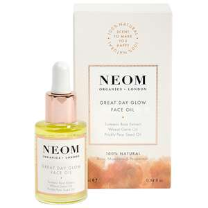 Neom Organics London Scent To Make You Happy Great Day Glow Face Oil 28ml