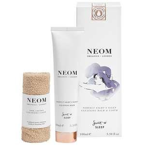 Neom Organics London Scent To Sleep Perfect Night's Sleep Cleansing Balm 100ml