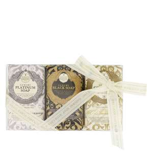 Nesti Dante Gifts & Sets Luxury Soap Gift Set 3 x 250g